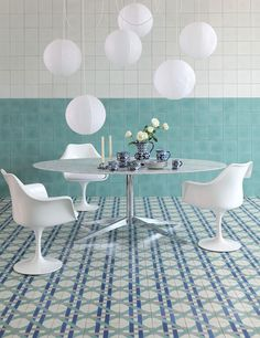 Trending : Cement Tiles | FrenchByDesign
