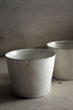 Katsumi Machimura ceramics via atelier katu