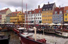 Copenhagen, Dinamarca - foto por Carol T. Moré;