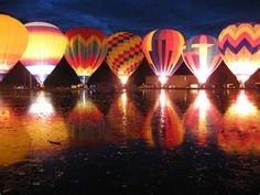 Dawn Patrol ~ Hot Air Balloons!