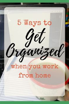 It's tough being in business for yourself. It's even tougher when you struggle with organization. It doesn't have to be a struggle! That's why I've compiled this list of my top 5 business organizational ideas. organize / business / entrepreneur / office / tips and hacks