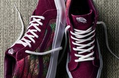 8865db4648 There Is Lots To Choose From On The Vans Italian Weave Pack • KicksOnFire .com