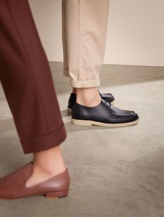 COS | New shoes in modern textures and earthy colours