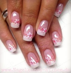 www.pristine-cosm… www.pristine-cosm… Related Beautiful Pink Nail Designs That Are Suitable for The Winter of 201940 Gorgeous Fall Nail Art Ideas To Try This Natural Summer Nails Design für kurze quadratische Nägel -. French Nails, French Manicure Nails, Pedicure Nail Art, French Pedicure, Pink Pedicure, Bridal Nails Designs, Pedicure Designs, Toe Nail Designs, Bride Nails