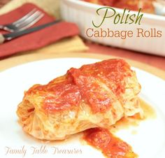Welcome back to {Celebrating Our Heritage Series}! When I think of Polish food this is always the first recipe that pops into my head! Polish Cabbage Rolls {Galumpkis} are cabbage leaves stuffed with a mixture of ground meat, spices and rice that are baked in a tomato sauce. Healthy and delicious! Grammy's Galumpkis were a …