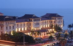 The Galle Face Hotel, founded in Colombo, Sri Lanka in 1864, is the oldest hotel east of Suez