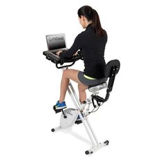 FitDesk FDX3.0 Bike Desk with Tablet Holder, get some exercise while you write your novel!