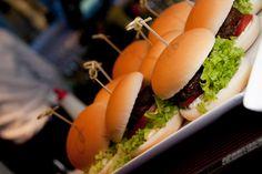 Yummy burgers.  http://www.threesixtyrestaurant.com/en/