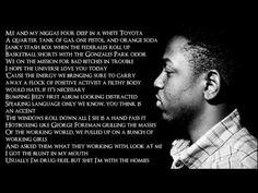 Kendrick Lamar - The Art Of Peer Pressure talks heavily about the pressures  of groups/friends/drugs etc