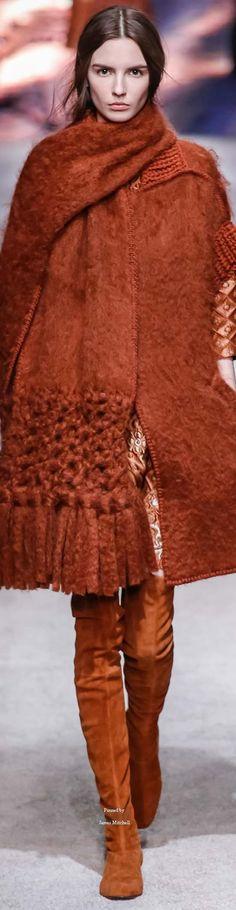 Alberta Ferretti collection Fall 2015 Ready-to-Wear