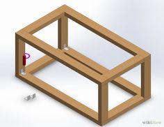 4 Ways to Build a Rabbit Hutch - wikiHow