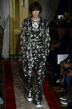 Male Fashion Trends: Roberto Cavalli Fall/Winter 2016/17 - Milán Fashion Week