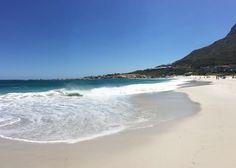 Summer Vibes. Camps Beach, Cape Town, South Africa.