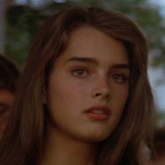 Film Aesthetic, Aesthetic Girl, Pretty Baby 1978, Brooke Shields Young, Bella Hadid Style, Attractive People, Pretty Makeup, Hair Inspo, Pretty People