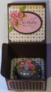 Let's create: Tea Light Birthday Cake