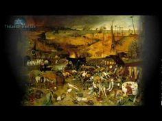 Pieter Brueghel the Elder, The Triumph of Death (c. in the Museo del Prado, Madrid. Brueghel was strongly influenced by the style of Hieronymus Bosch. Hieronymus Bosch, Salvador Dali, Renoir, Pieter Brueghel El Viejo, Bubonic Plague, Renaissance Kunst, Pieter Bruegel The Elder, Danse Macabre, Black Death