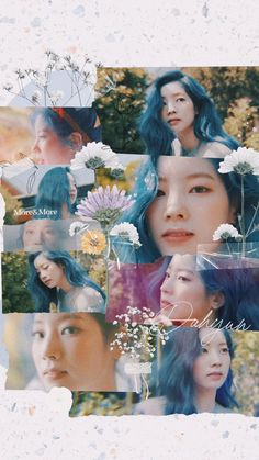 """Dahyun is like a fairy with spellbinding beauty 💙 Aesthetic Themes, Kpop Aesthetic, Aesthetic Videos, Kpop Girl Groups, Kpop Girls, K Pop, Twice Photoshoot, Twice Fanart, Chaeyoung Twice"