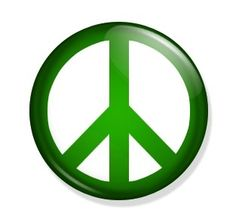 World Peace Day:  Peace Out!