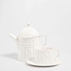 ARCHITECTURE SET - Coffee and Tea - Tableware | Zara Home United States