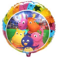 Backyardigans Foil Balloon/$2.99