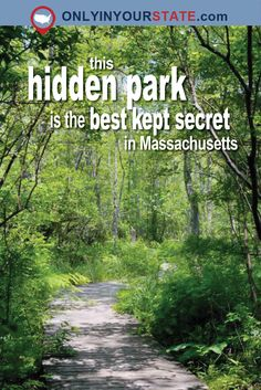 Travel | Massachusetts | Secret | Park | State Park | Outdoors | Hiking | Exploring