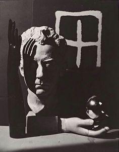 Man Ray - self portr
