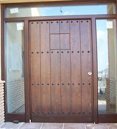 1000 images about portones on pinterest puertas - Puertas para casas ...