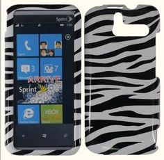Hard Zebra Case Cover Faceplate Protector for HTC ARRIVE 7 PRO with Free Gift Reliable Accessory Pen by Reliable Accessories. $4.75. http://notloseyourself.com/showme/dpdao/Bd0a0o5bLrTzAyQfGi8v.html
