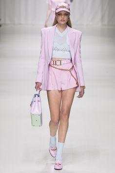 Défilé Versace Printemps-été 2018 46