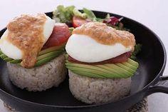 「お米のエッグベネディクト」も提供--卵料理店「エッグセレント」がオープン
