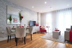 Luscious living room design