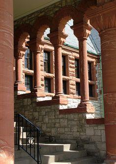 Hoyt Public Library, Saginaw, Michigan