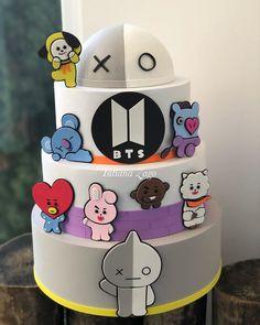 Bts Aegyo, Bts Taehyung, Bts Jungkook, Bts Cake, Bts Birthdays, Accessoires Iphone, Bts Beautiful, Bts Drawings, Small Drawings