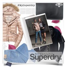 """The Cover Up – Jackets by Superdry: Contest Entry"" by ellma94 ❤ liked on Polyvore featuring Fuji, McQ by Alexander McQueen and Superdry"