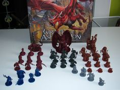Dungeons and Dragons The Wrath of Ashardalon Board Game