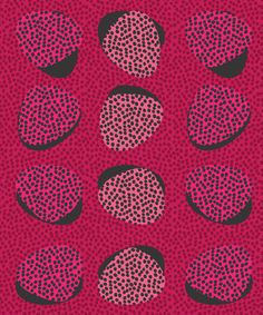 dots dots dots 02 Art Print by ioanaluscov Textile Patterns, Dots, Art Prints, Stitches, Polka Dots