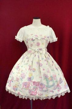 Angelic Pretty / TOY PARADE Dress