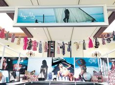 Brands collect at Swim Collective Trade Show. (http://www.apparelnews.net/news/2013/aug/15/brands-turn-out-swim-collective-west-coast-market/) #Swim #Collective #Brands #TradeShow #ApparelNews