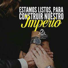 Cada IMPERIO empezó siendo una EMPRESA, cada empresa empezó con un GRAN EQUIPO y ese gran equipo se formó por una MAGNIFICA IDEA!!!   ¿Están Listos para Construir su IMPERIO?  -WV-  Síguenos por Instagram @exitoentaconeswv   #exitoentacones #frase #motivacion #dequeestashecha #mujerimparable #equipo #entrepreneurs #lideres #lifestyle #mismavision #enfoque #metas #networkers #construyendounImperio #Vamoscontodo