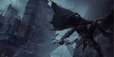 View an image titled 'Game Informer Cover Art' in our Thief art gallery featuring official character designs, concept art, and promo pictures. Cover Art, Cover Pics, Cover Picture, Fantasy Kunst, Fantasy Art, Fantasy Castle, Medieval Fantasy, Power Rangers, Game Informer