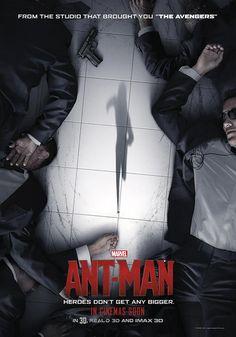 Size DOES Matter - #AntMan hits cinemas tomorrow!