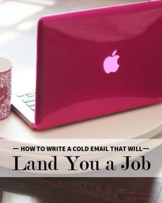 How to Write a Cold Email and Land a Job