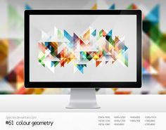 wallpaper 61 colour geometry by zpecter.deviantart.com