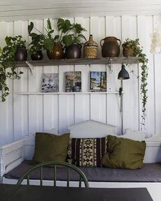 Vintage House: ÄLSKADE GLASVERANDA