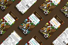 Nature Organic Chocolates on Packaging of the World - Creative Package Design Gallery