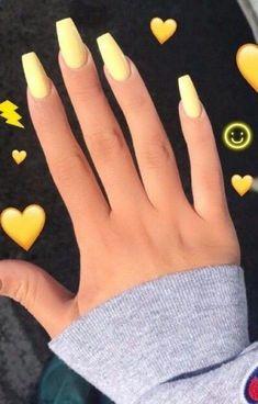 #AcrylicNailsGlitter Nail Art Designs, Acrylic Nail Designs, Nails Design, Coffin Nails Matte, Cute Acrylic Nails, Stiletto Nails, Prom Nails, My Nails, Nail Art Halloween