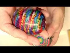 Polymer Clay Rainbow Twist - YouTube