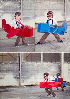 Que divertido y original me han parecido estas fotografías...