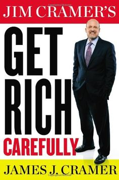 Jim Cramer's Get Rich Carefully - http://goodvibeorganics.com/jim-cramers-get-rich-carefully/