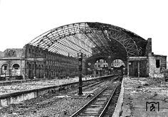 1961 Berlin Goerlitzer Bahnhof